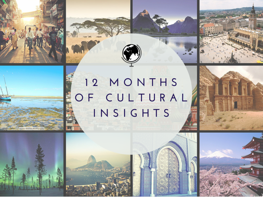 12 Months of Cultural Insights