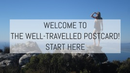 Welcome to The Well-Travelled Postcard