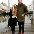 Nyhavn pier inCopenhagen