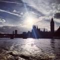 Thames Clipper River Boat BigBen
