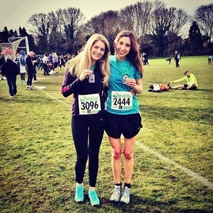 Hampton Court Half Marathon