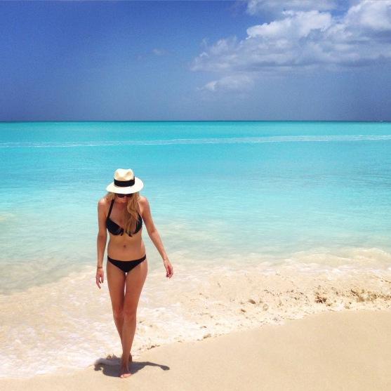 Antigua beach near Jolly Harbour