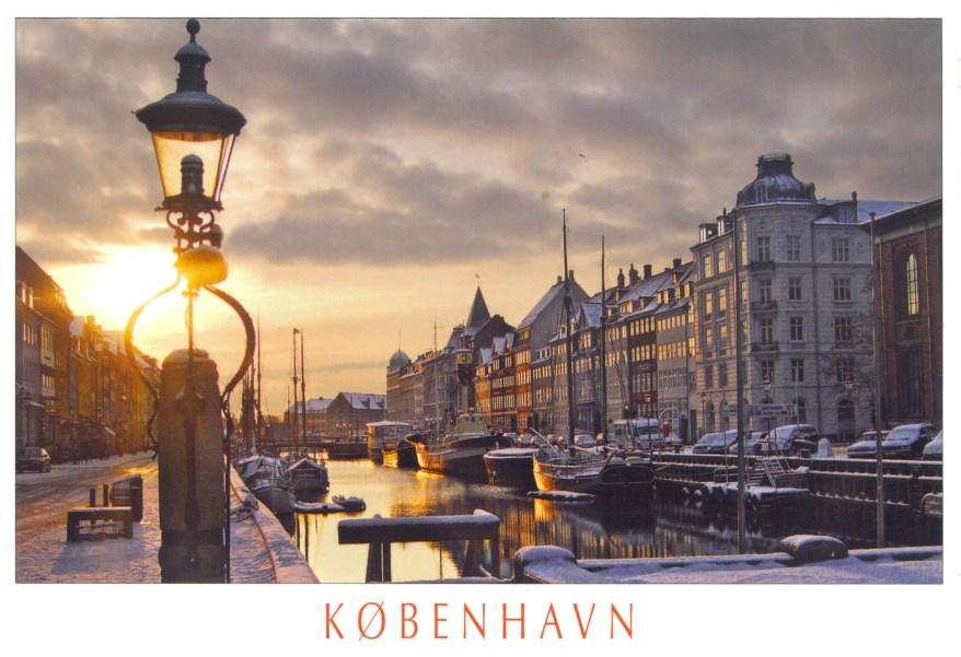 kobenhavn copenhagen winter
