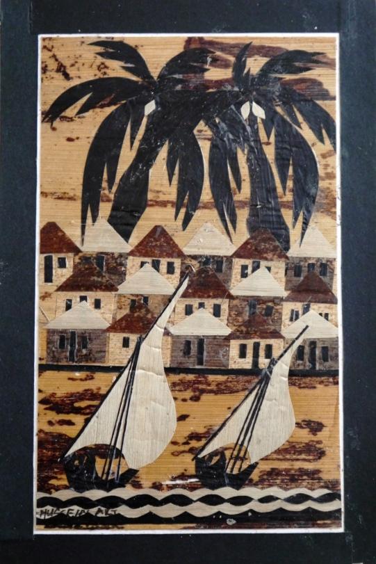 Zanzibar postcard 1