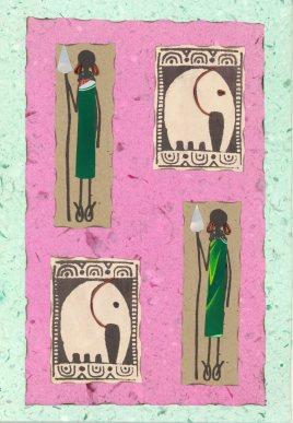 Zanzibar postcard