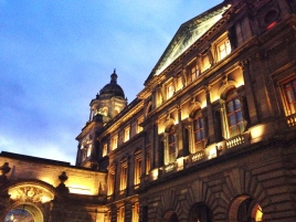 Glasgow City Chambers photo