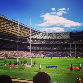 twickenham rugby 7s