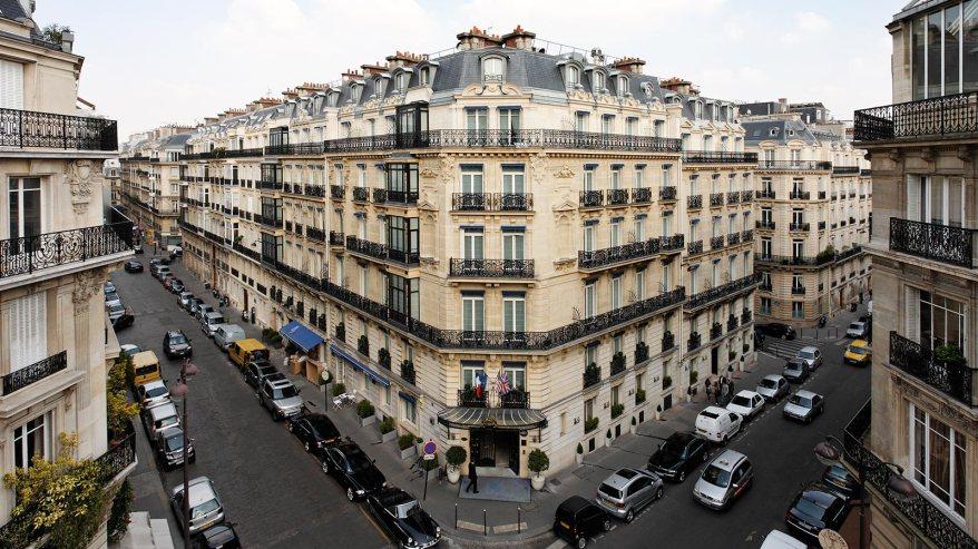 Hotel de la Tremoille Paris