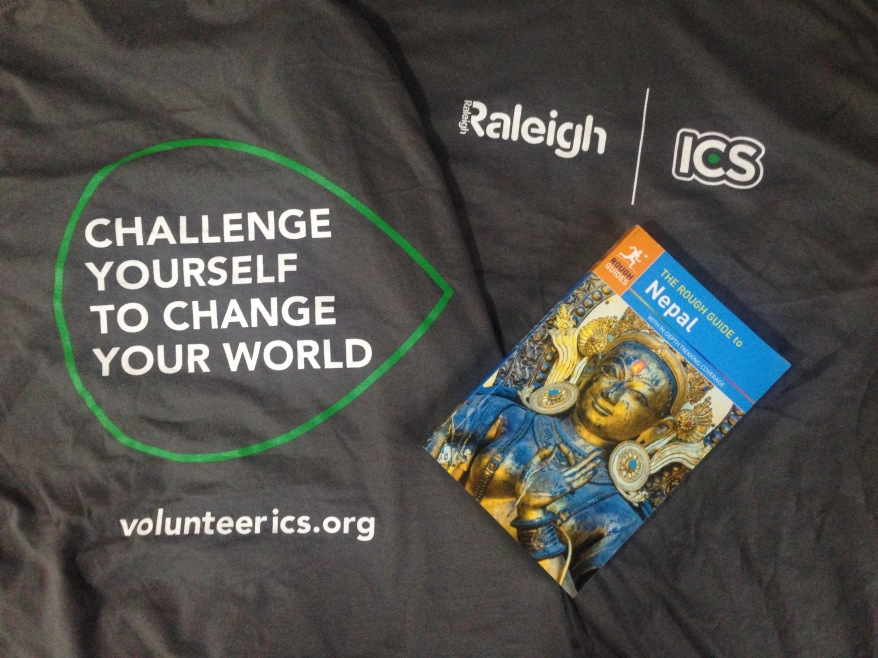 Raleigh ICS in Nepal