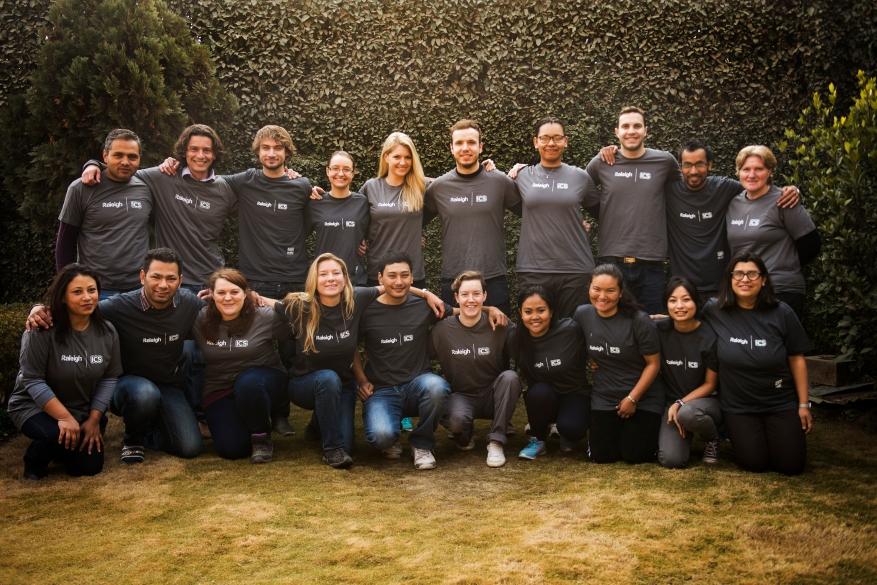 The First 3 Weeks Of Raleigh ICS In Nepal: Kathmandu