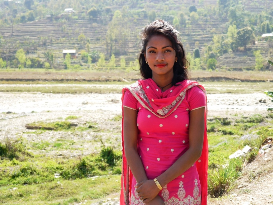 The Words of 3 Inspiring Young People from Nepal – The Well