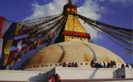 Buddhist Stupa Kathmandu