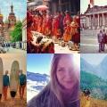 sabbatical collage
