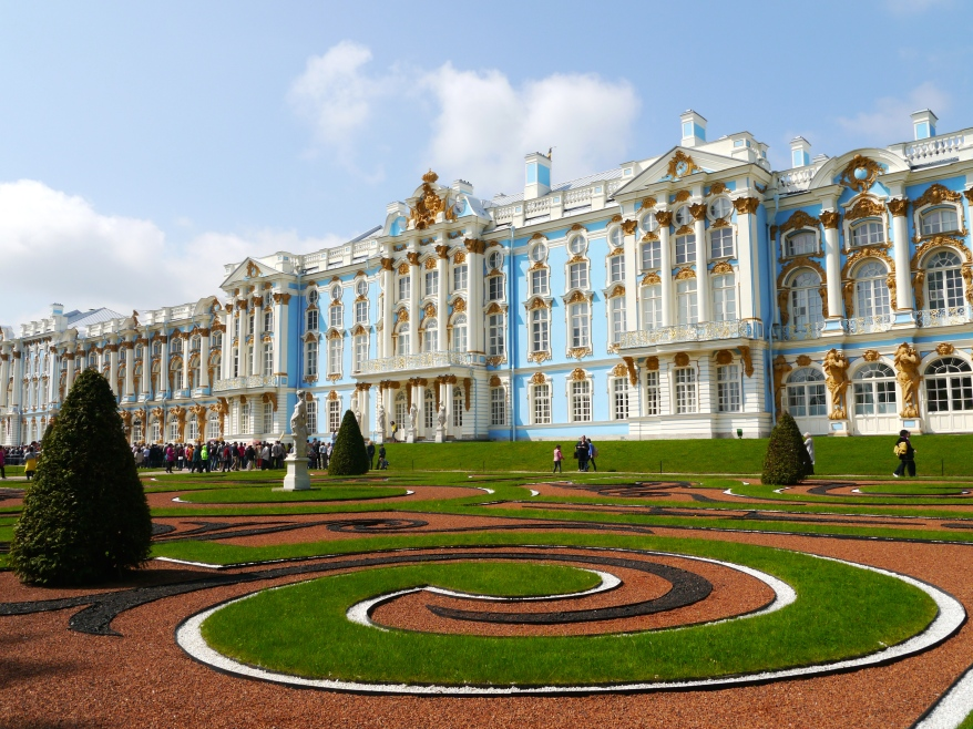 Summer Palace, St Petersburg