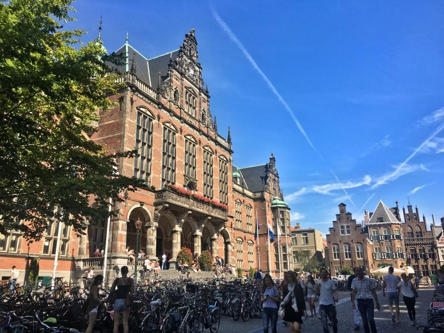 Groningen University Academy Building
