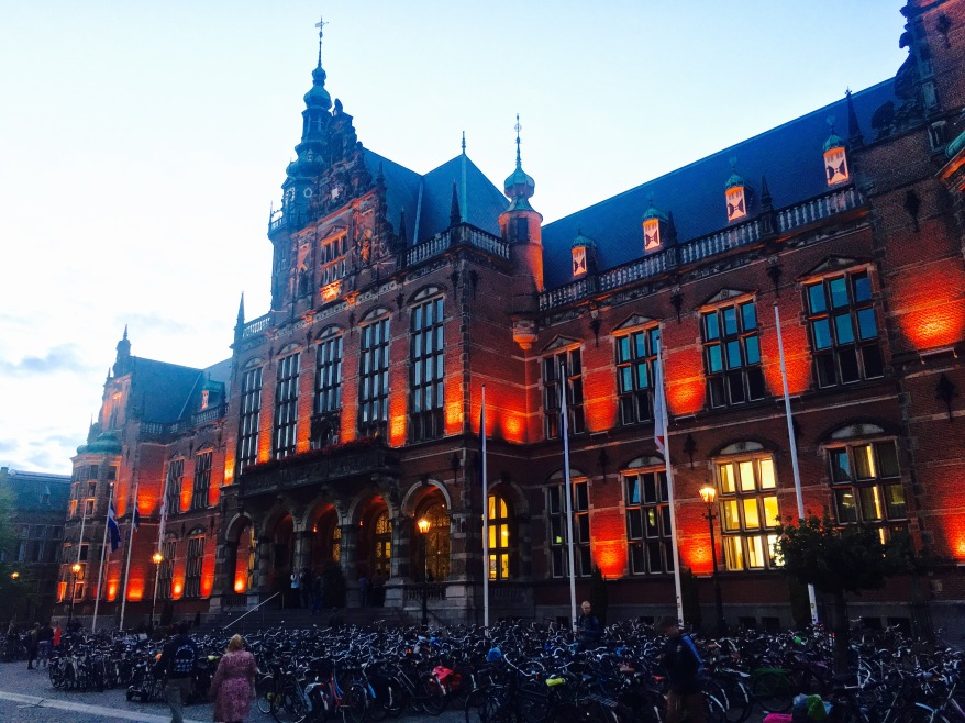 University of Groningen Academy Building