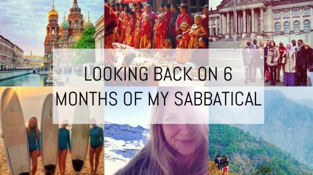 sabbatical-collage
