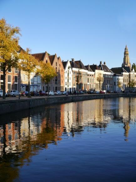 Groningen canals