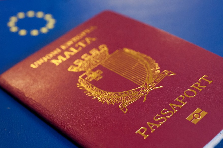 Malta passport and EU