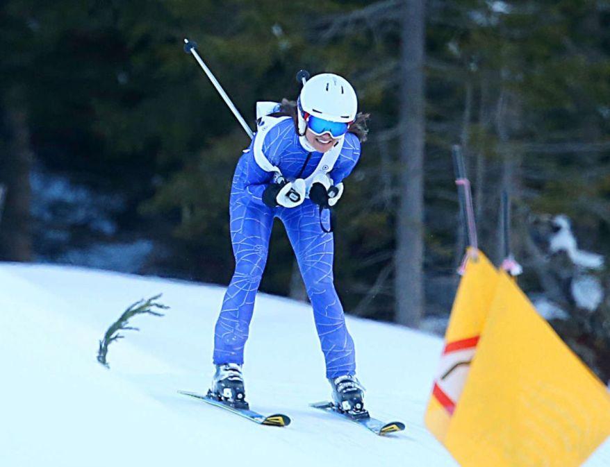 Inferno Ski Race Pippa Middleton