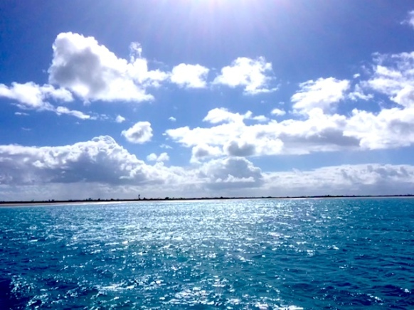 2018 Sky & sea over Barbuda