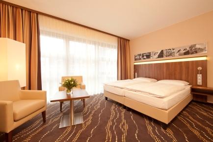 Heikotel - Hotel Am Stadtpark DZ-SUP-Zimmer_6670