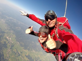 Skydiving in Slovenia – The Well-Travelled Postcard