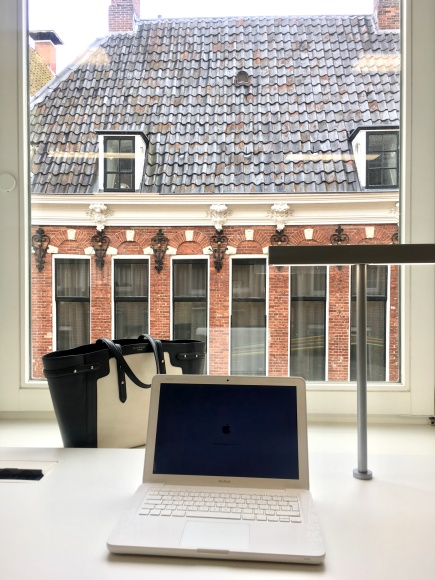 Blogging in the Netherlands