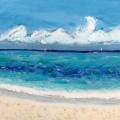 Mondello Beach Sicilypainting